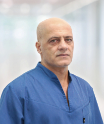 Эль-Дакдуки Жамаль Хасcан оториноларинголог ЛОР в Одинцово