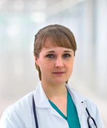 Кравцова Ирина Игоревна врач травматолог-ортопед в Одинцово