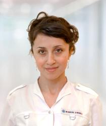 Раджабова Зоя Мамедовна Врач стоматолог-терапевт в Одинцово клиника Одинмед
