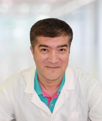 Тилляходжаев Сардор Сагдуллаевич врач офтальмолог, офтальмохирург в Одинцово клиника Одинмед