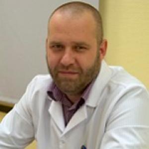 Кипа Виталий Иванович врач офтальмохирург в Одинцово клиника Одинмед